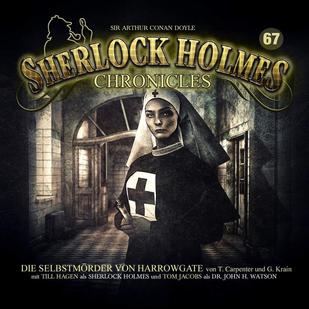 Sherlock Holmes Chronicles 67 Die Selbstmörder von Harrowgate
