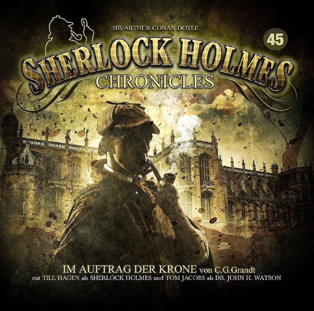 Sherlock Holmes Chronicles 45 Im Auftrag der Krone