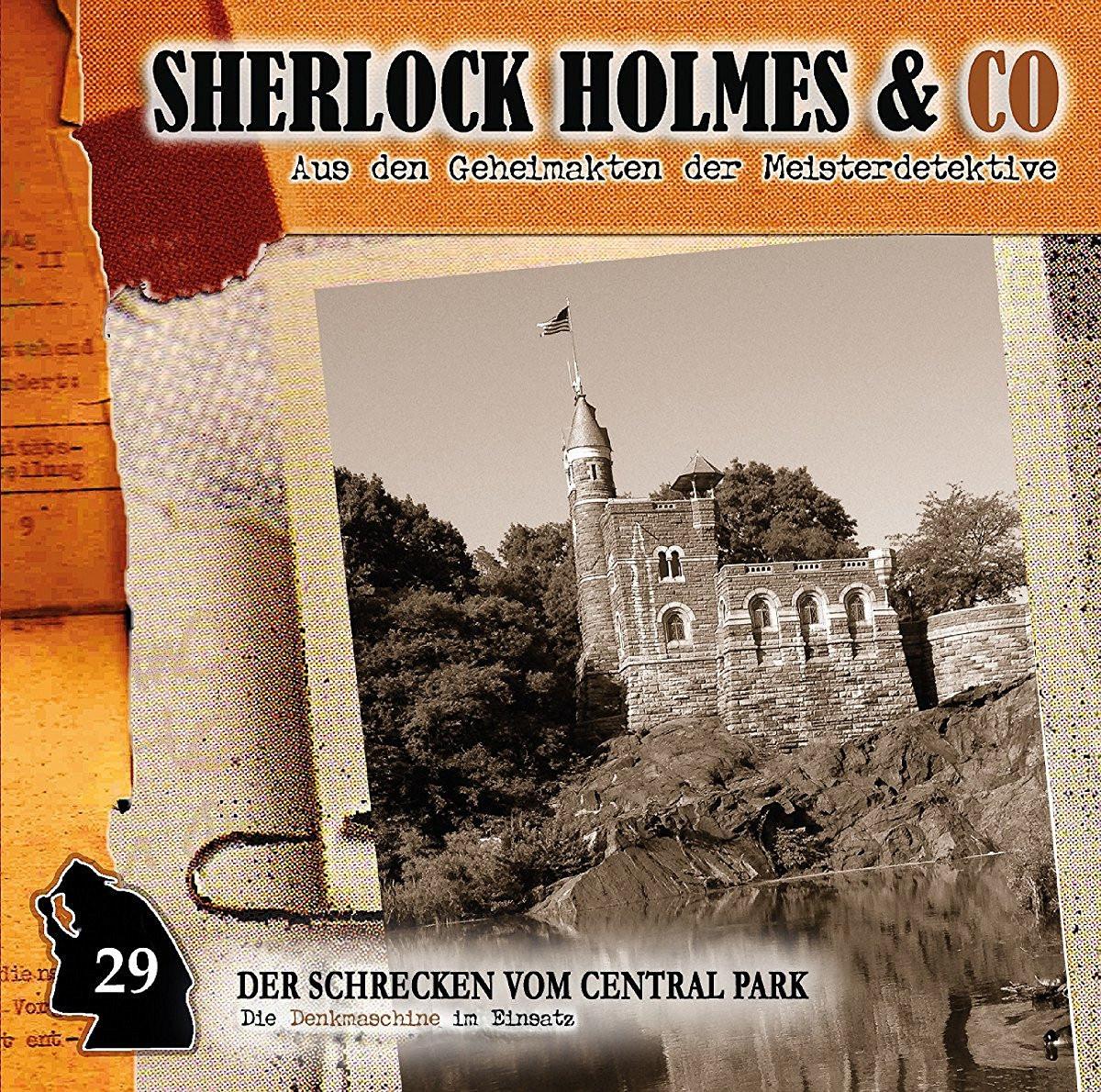 Sherlock Holmes und Co. 29 - Der Schrecken Vom Central Park