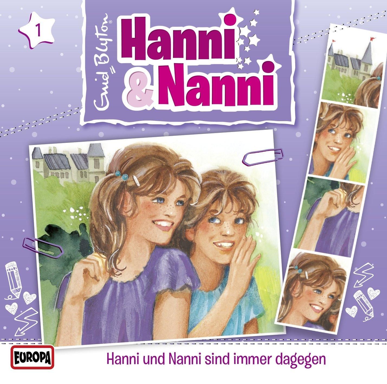 Hanni und Nanni Folge 01 sind immer dagegen