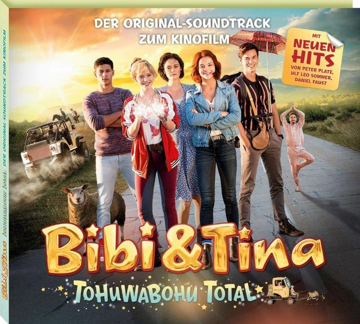 Bibi und Tina - Original Soundtrack zum 4.Kinofilm: Tohuwabohu Total