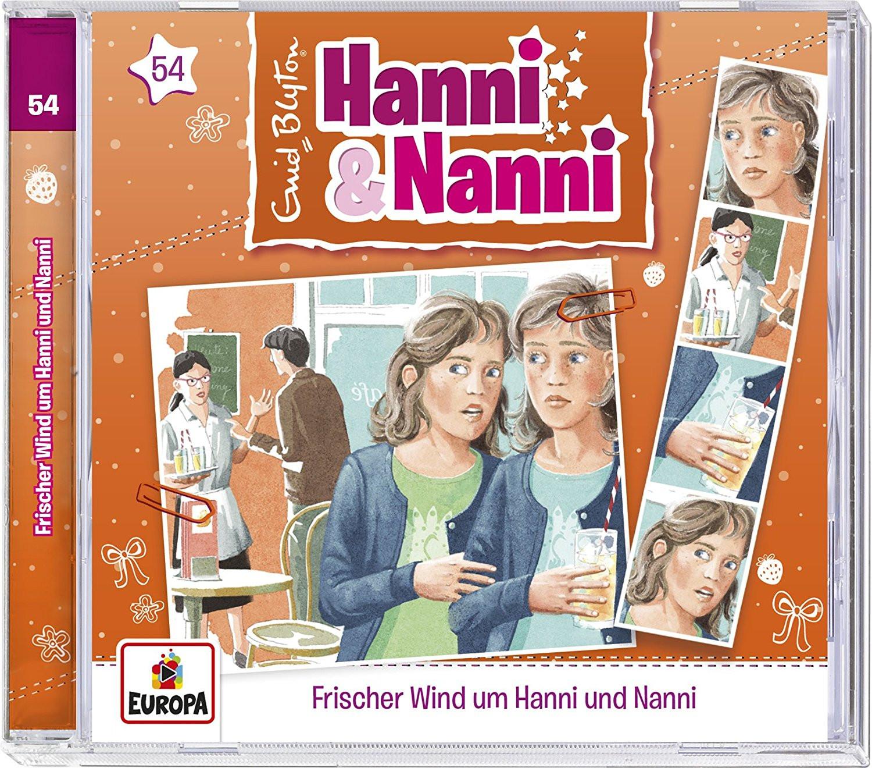 Hanni und Nanni Folge 54 Frischer Wind um Hanni und Nanni