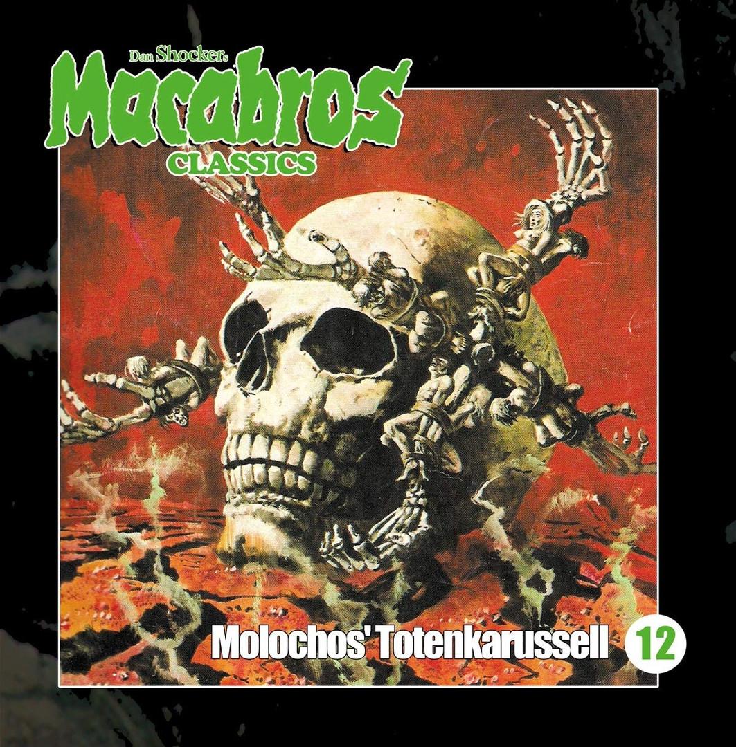 Macabros Classics - Folge 12: Molochos Totenkarussel