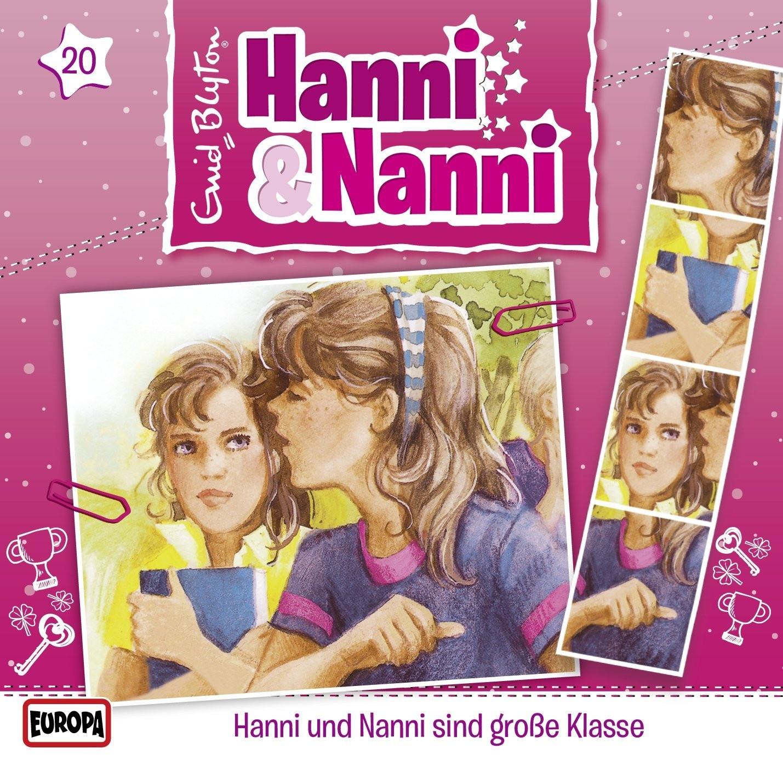 Hanni und Nanni Folge 20 Hanni und Nanni sind große Klasse