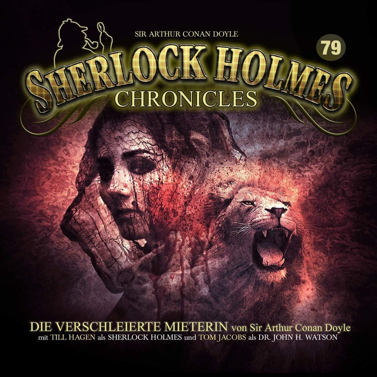Sherlock Holmes Chronicles 79 Die verschleierte Mieterin