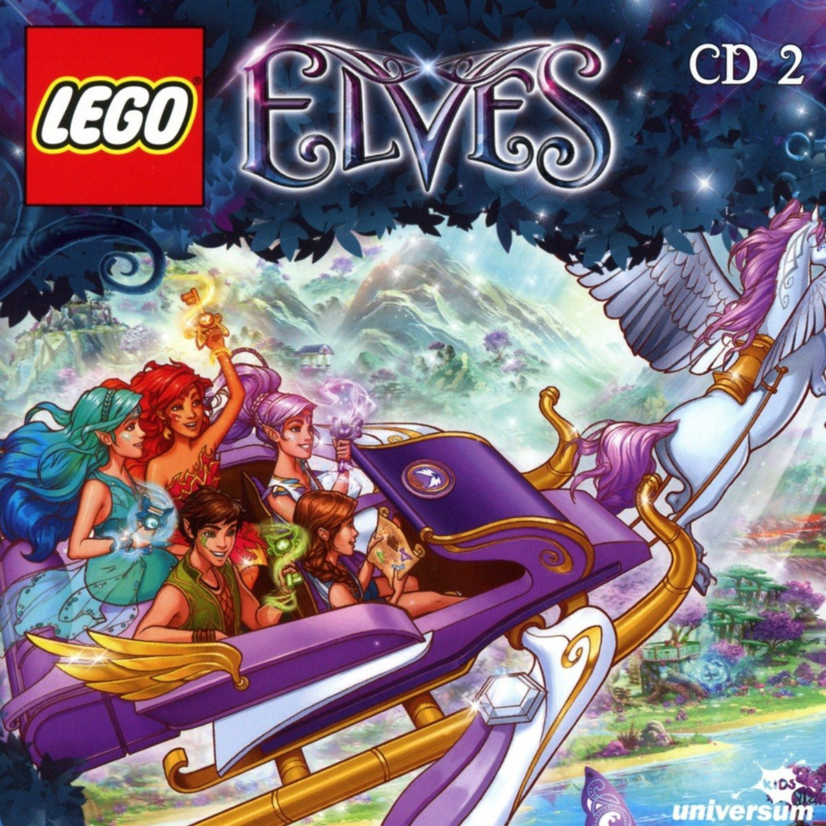 LEGO Elves - Die Elfen aus Elvendale - CD 2
