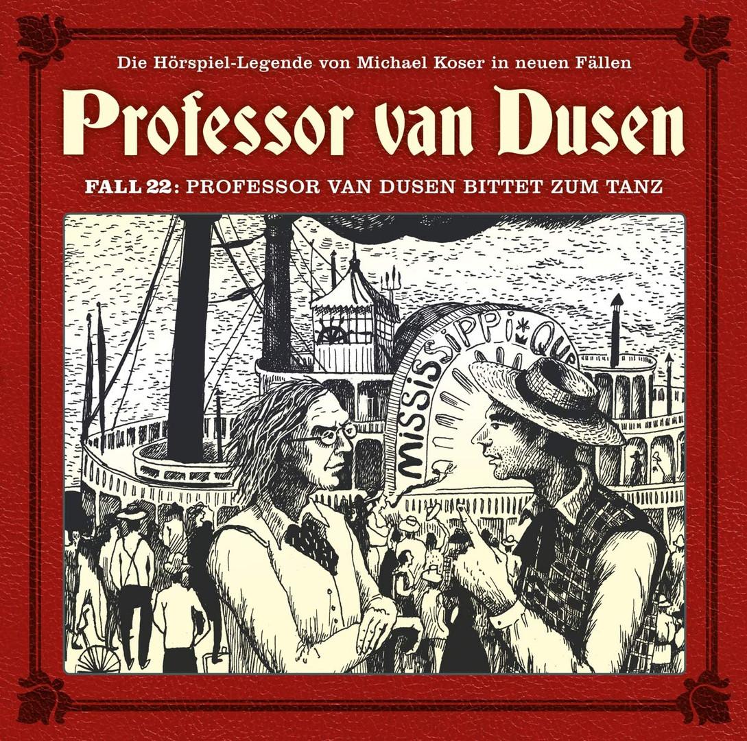 Professor van Dusen - Neue Fälle 22: Professor van Dusen bittet zum Tanz