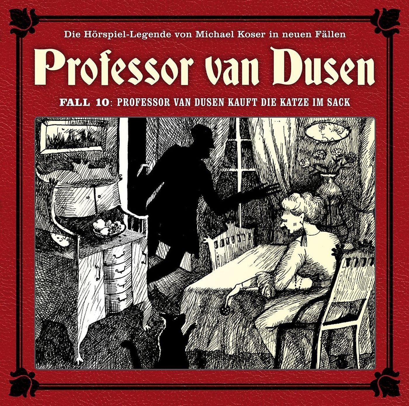 Professor van Dusen - Neue Fälle 10: Professor van Dusen kauft die Katze im Sack