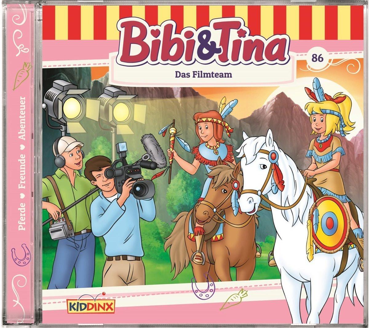 Bibi und Tina - Folge 86: Das Filmteam