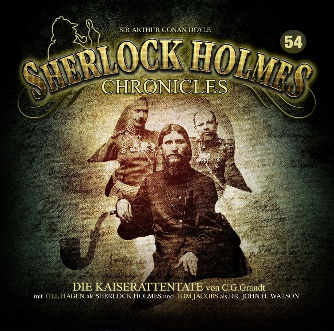 Sherlock Holmes Chronicles 54 Die Kaiserattentate