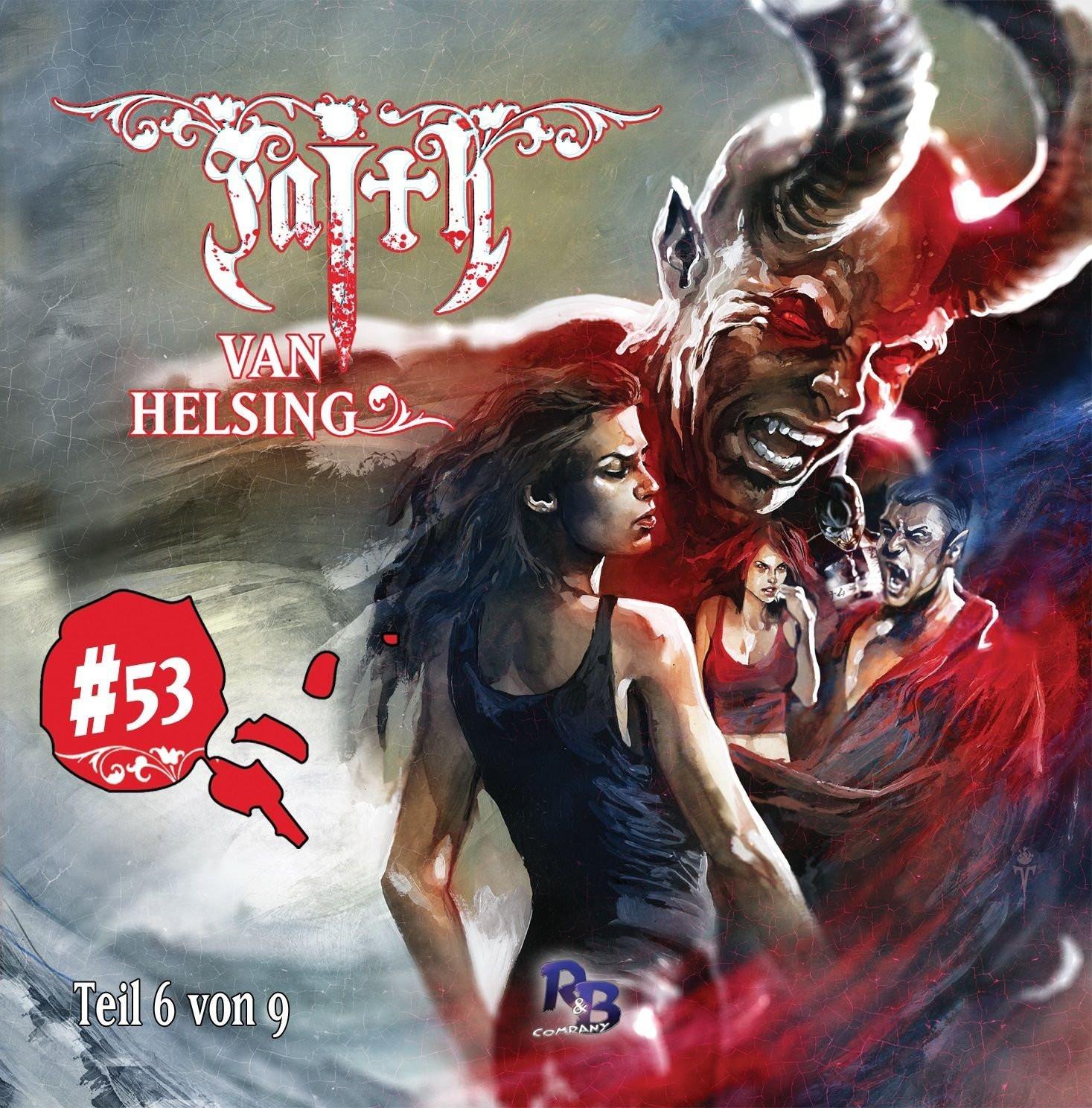 Faith - The Van Helsing Chronicles 53 Kampf der Giganten
