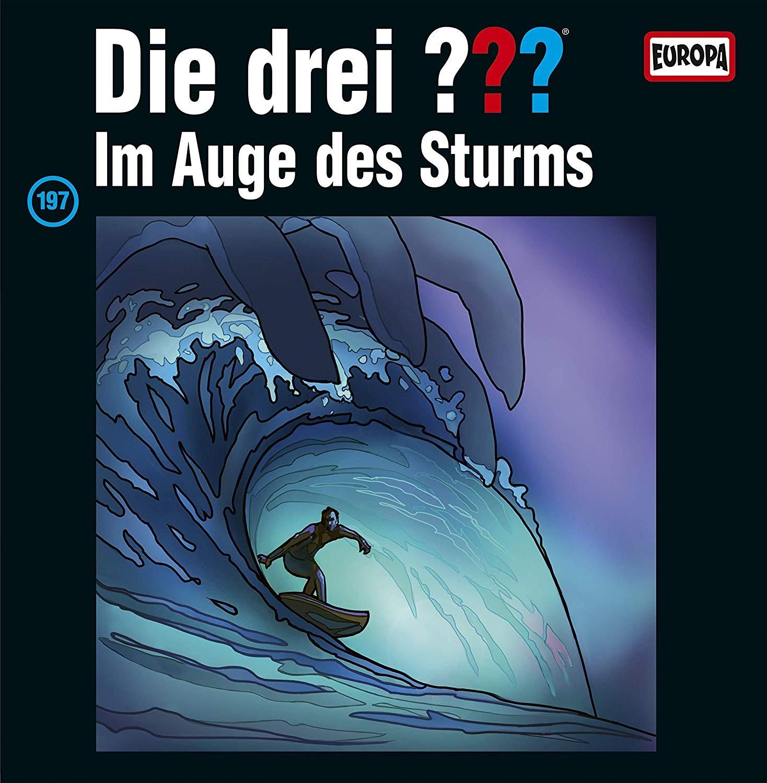 Die drei ??? Fragezeichen - Folge 197: Im Auge Des Sturms (LP)