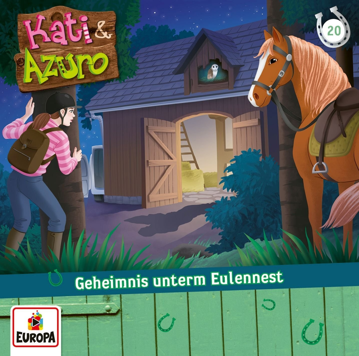 Kati & Azuro - Folge 20: Geheimnis Unterm Eulennest