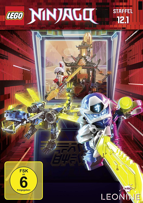 LEGO Ninjago - Staffel 12.1 (DVD)