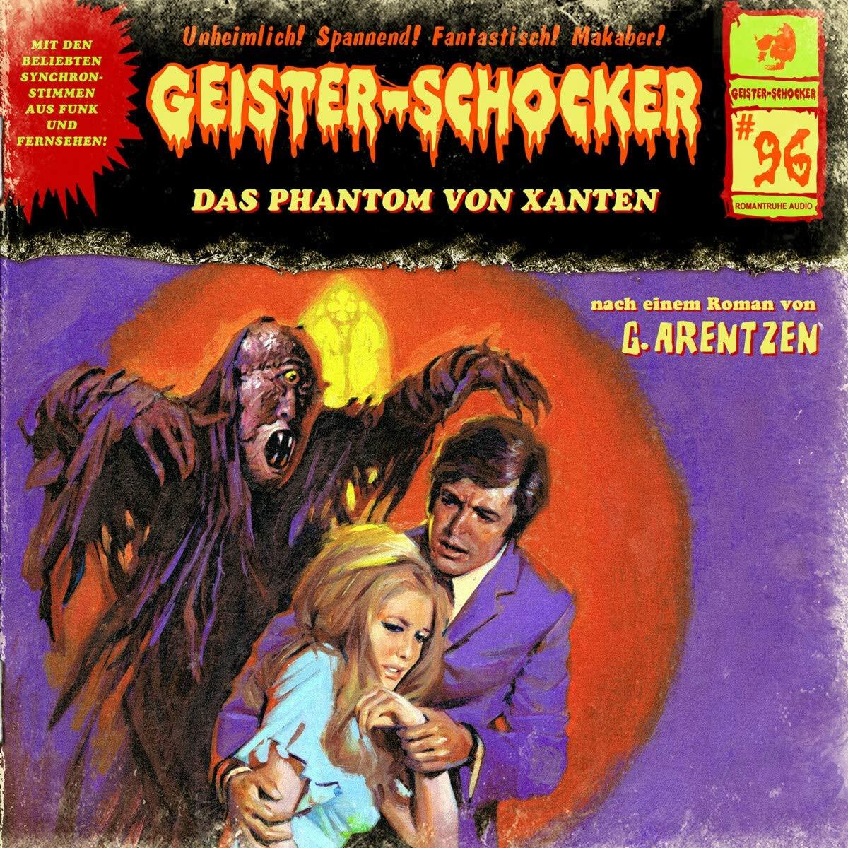 Geister-Schocker 96 Das Phantom von Xanten