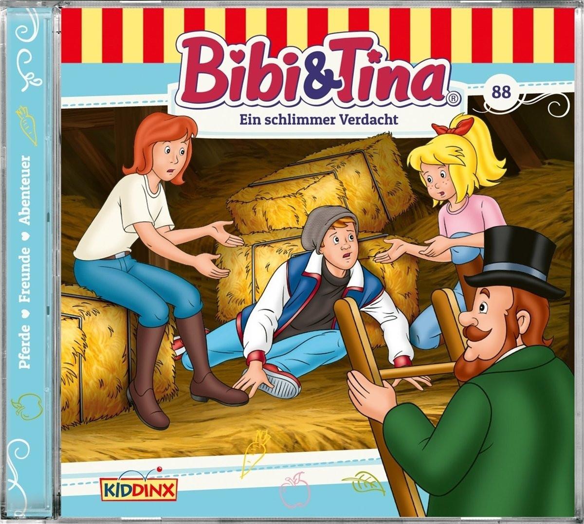 Bibi und Tina - Folge 88: Ein schlimmer Verdacht