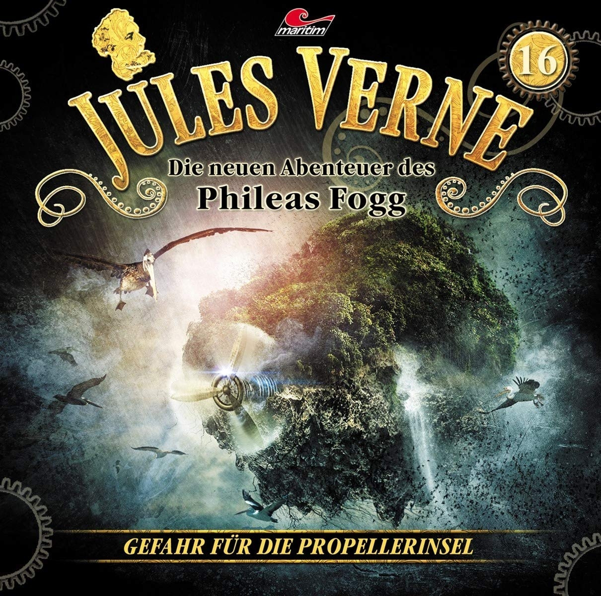 Jules Verne - Folge 16: Gefahr für die Properrerinsel