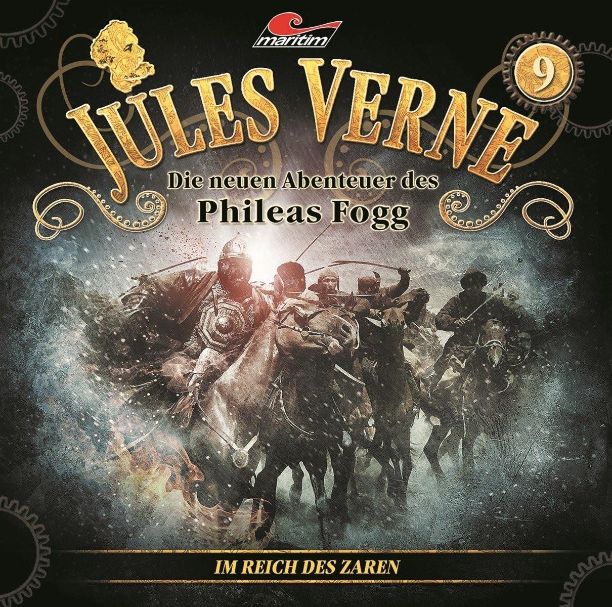 Jules Verne - Folge 9: Im Reich des Zaren