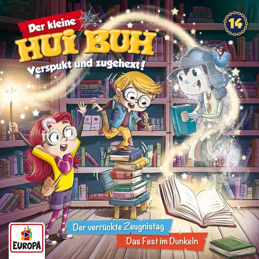 Der kleine HUI BUH - Folge 14: Der verrückte Zeugnistag / Das Fest im Dunkeln