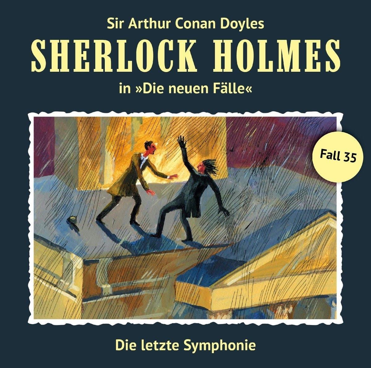 Sherlock Holmes: Die neuen Fälle 35 Die letzte Symphonie