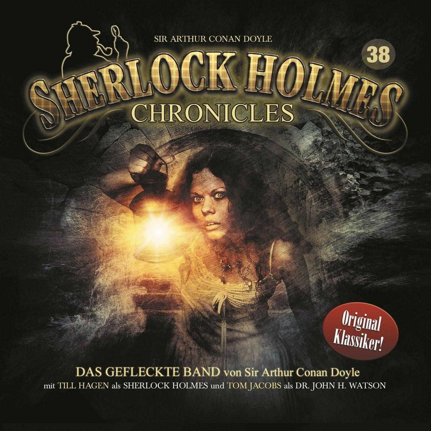 Sherlock Holmes Chronicles 38 Das gefleckte Band