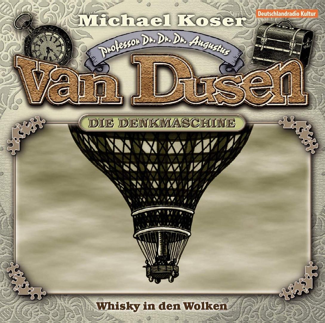 Professor van Dusen - Folge 7: Whisky in den Wolken (Neuauflage)