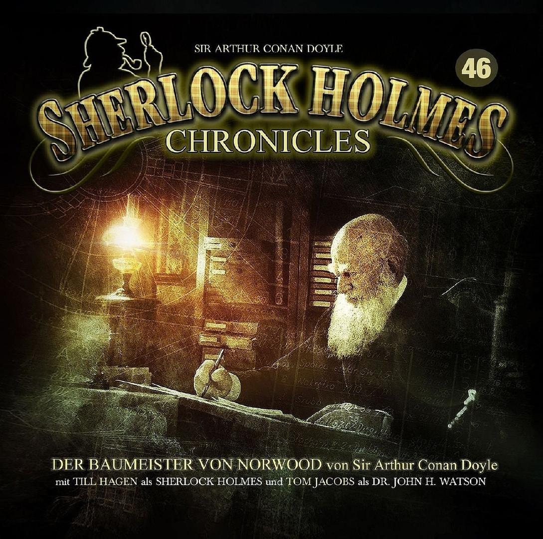 Sherlock Holmes Chronicles 46 Der Baumeister von Norwood