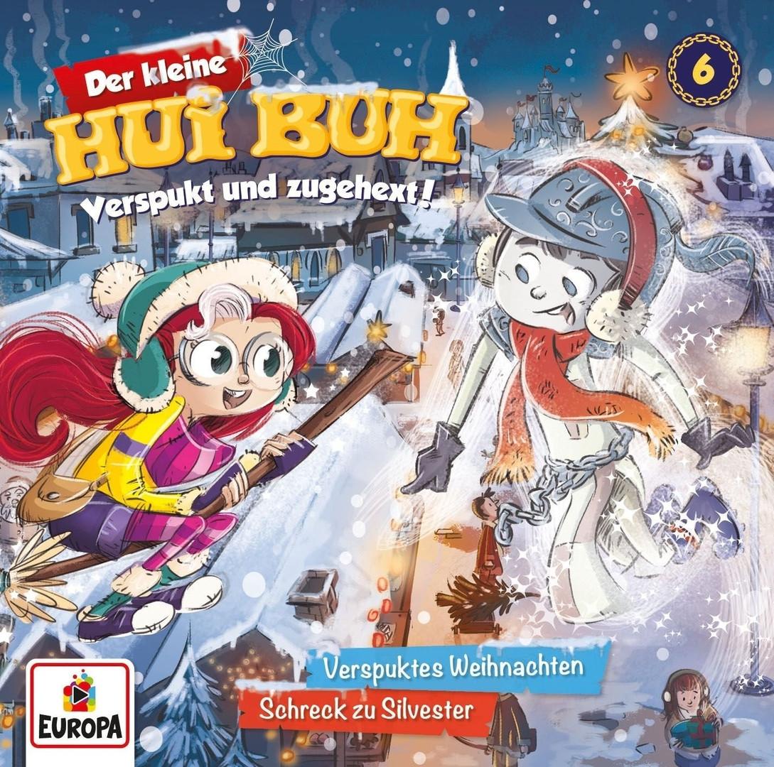Der kleine HUI BUH - Folge 6: Verspuktes Weihnachten / Schreck zu Silvester