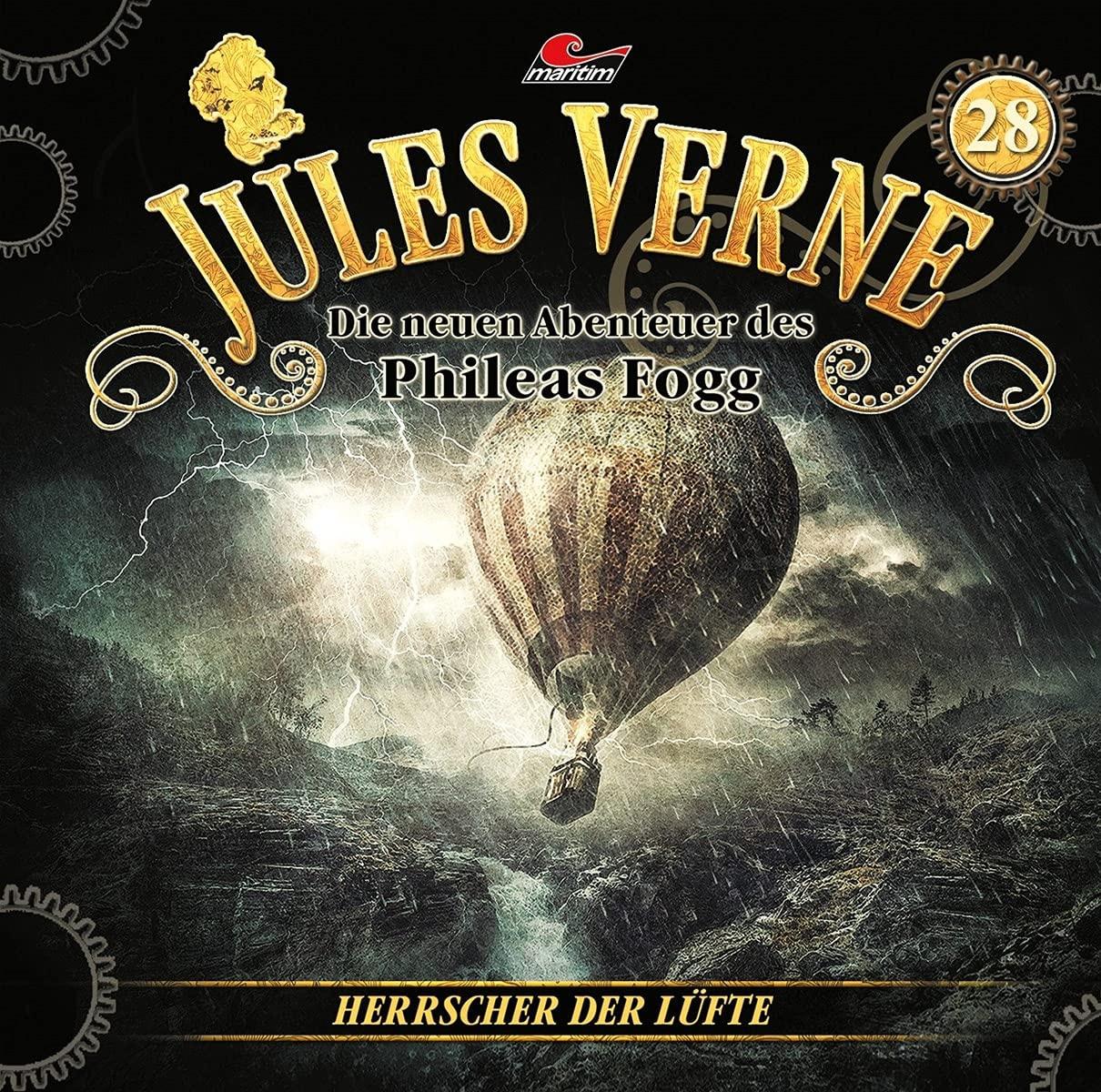 Jules Verne - Folge 28: Herrscher der Lüfte