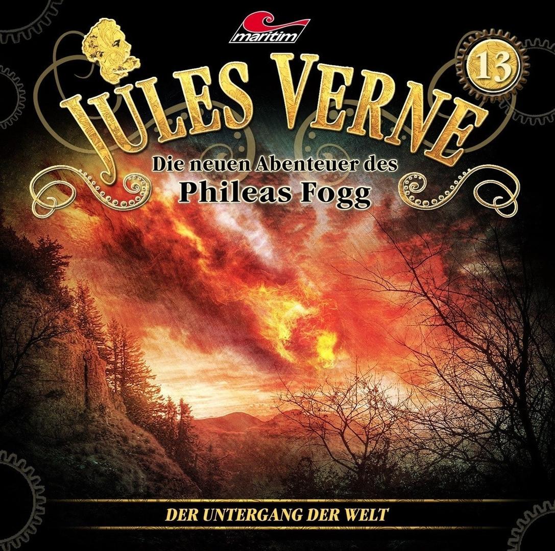 Jules Verne - Folge 13: Der Untergang der Welt