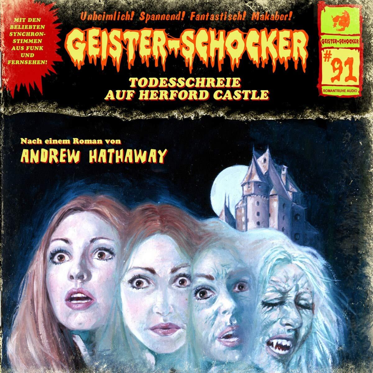 Geister-Schocker 91 Todesschreie auf Herford Castle
