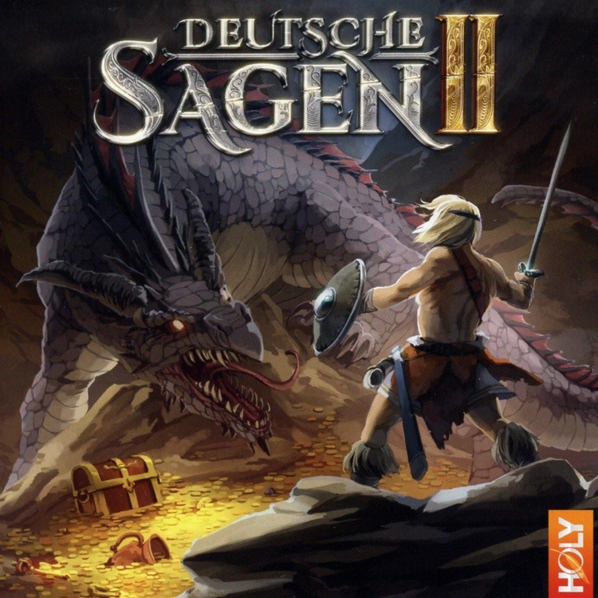 Holy Klassiker 23 Deutsche Sagen II