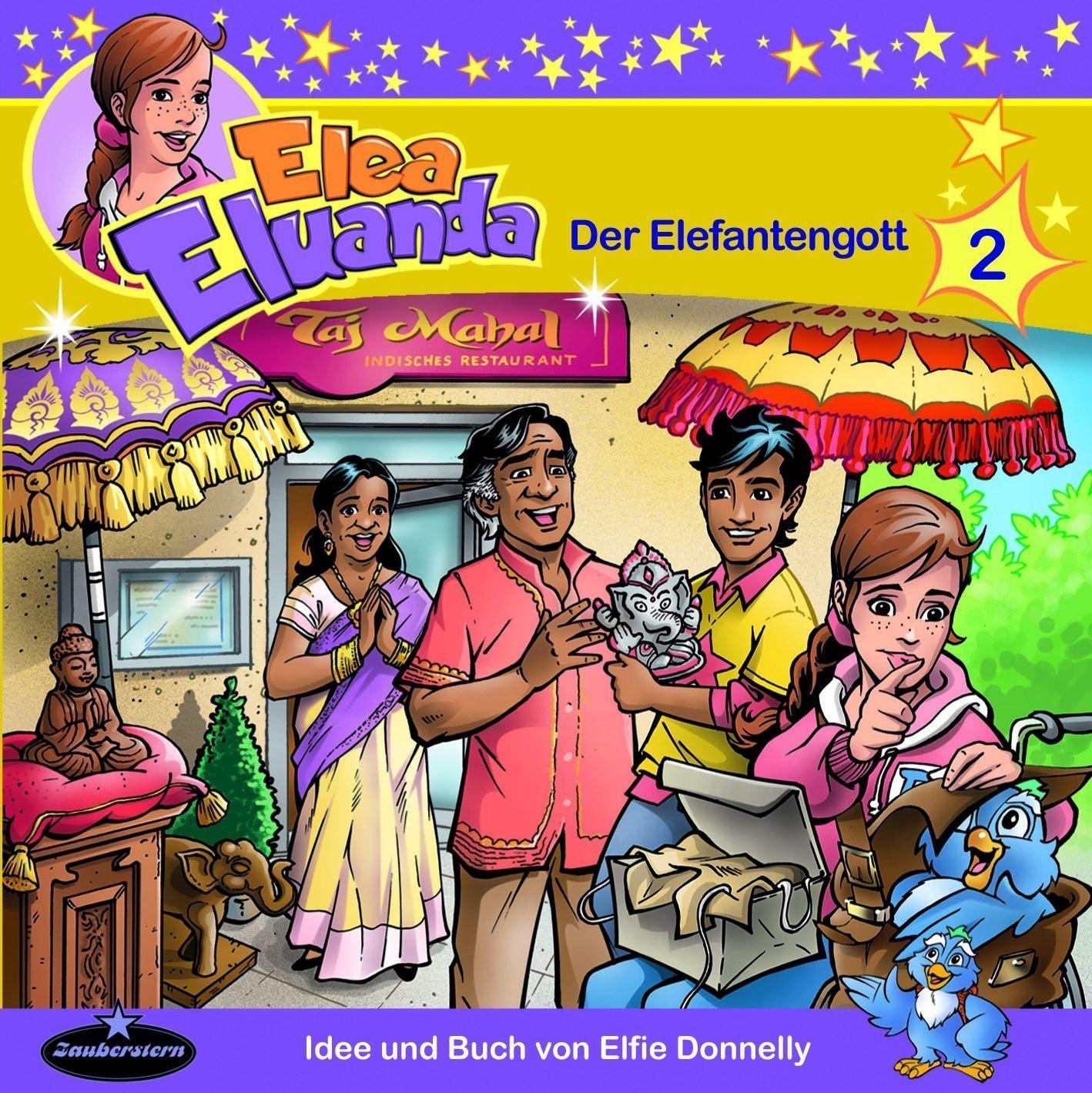 Elea Eluanda - Folge 2: Der Elefantengott
