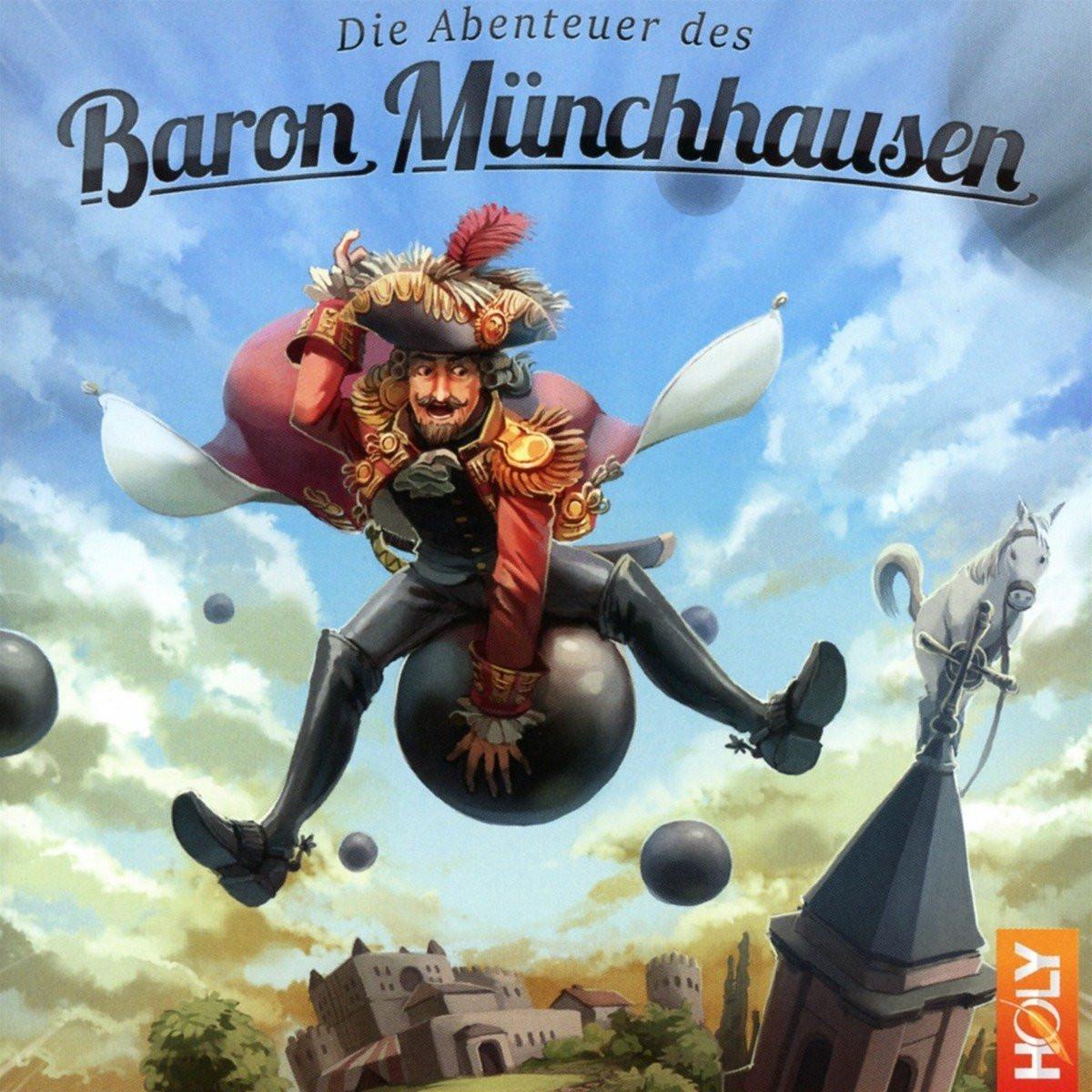 Holy Klassiker 03 Die Abenteuer des Baron Münchhausen