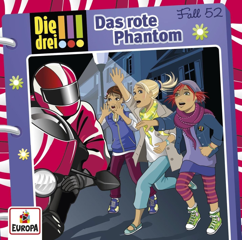 Die drei Ausrufezeichen - Folge 52: Das rote Phantom