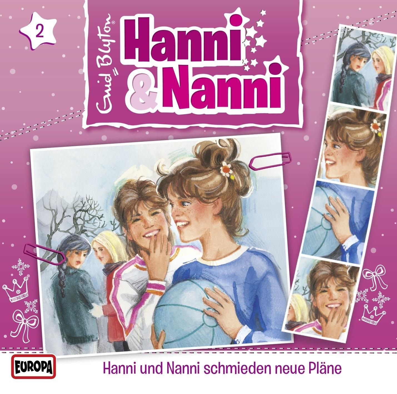 Hanni und Nanni Folge 02 schmieden neue Pläne