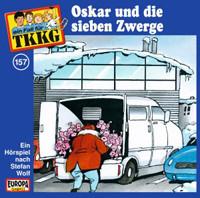 TKKG Folge 157 Oskar und die sieben Zwerge