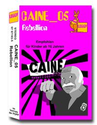 MC Caine - 05 - Rebellion Peggy Design Limited Edition