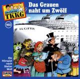 TKKG Folge 160 Das Grauen naht um zwölf