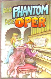 MC Junior Das Phantom der Oper