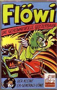 MC Junior Flöwi Die geheimnisvolle Geisterbahn