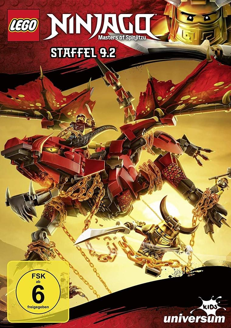 LEGO Ninjago - Staffel 9.2 (DVD)