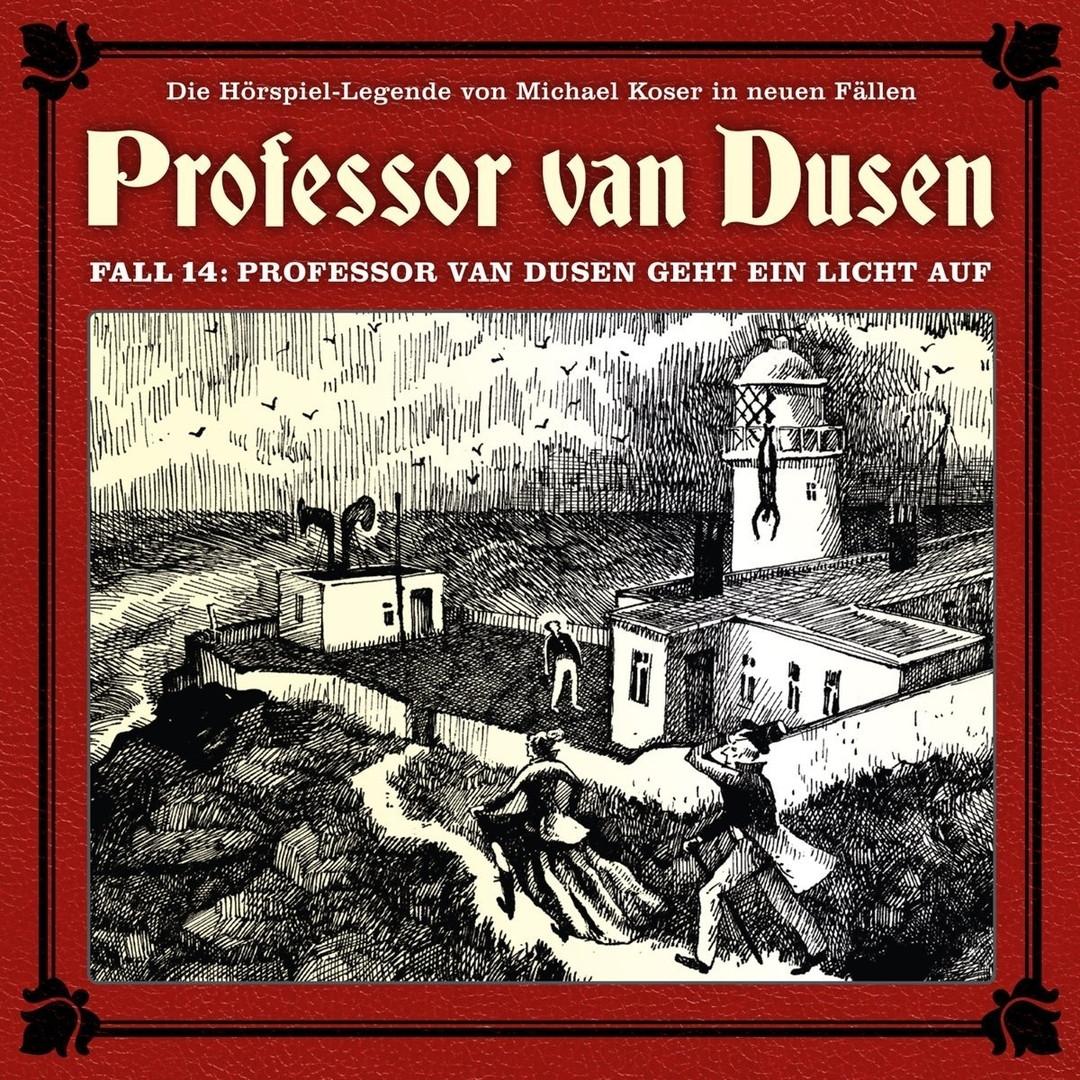 Professor van Dusen - Neue Fälle 14: rofessor van Dusen geht ein Licht auf