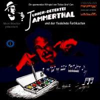 Junior Detektei Jammerthal 01 und der fidelnde Farbkasten