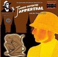 Junior Detektei Jammerthal 07 und der kniende Affe