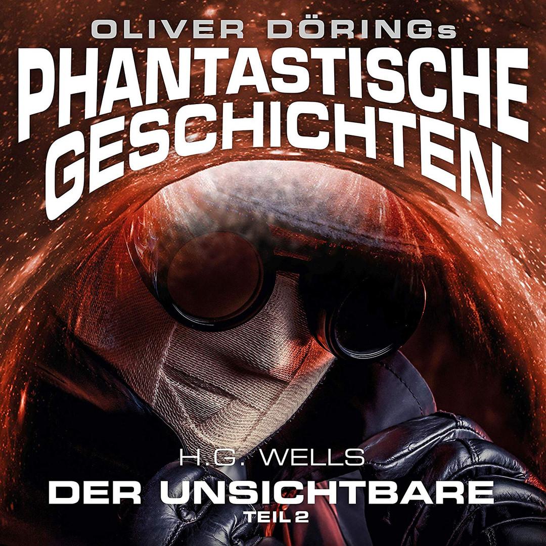 Phantastische Geschichten - H.G. Wells - Der Unsichtbare 2