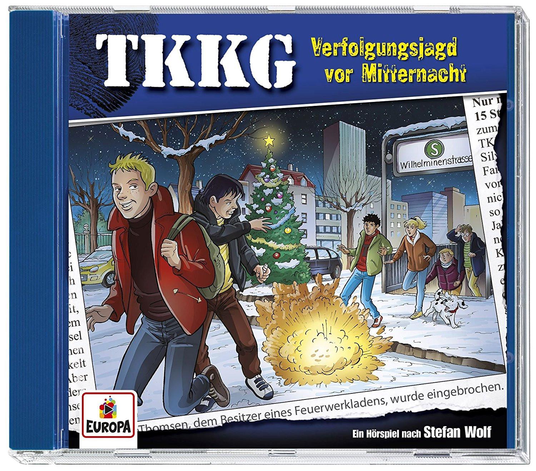 TKKG - Folge 199: Verfolgungsjagd Vor Mitternacht