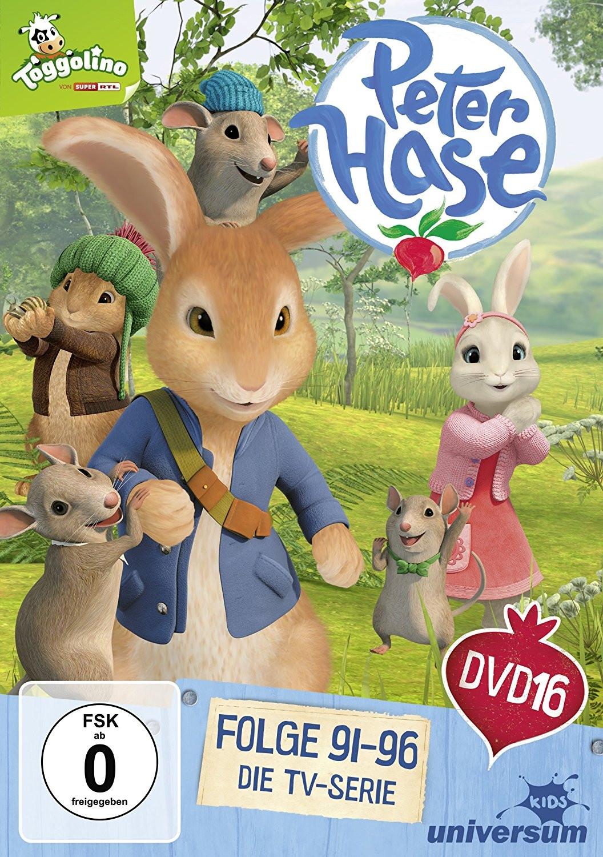 Peter Hase DVD 16 (Folge 91 bis 96)