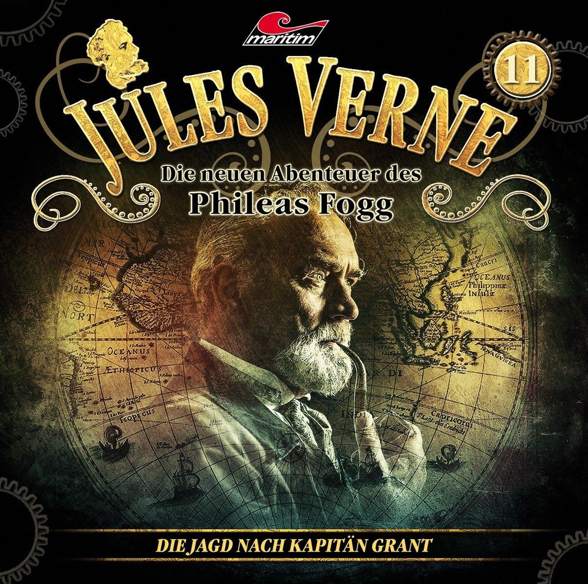 Jules Verne - Folge 11: Die Jagd nach Kapitän Grant
