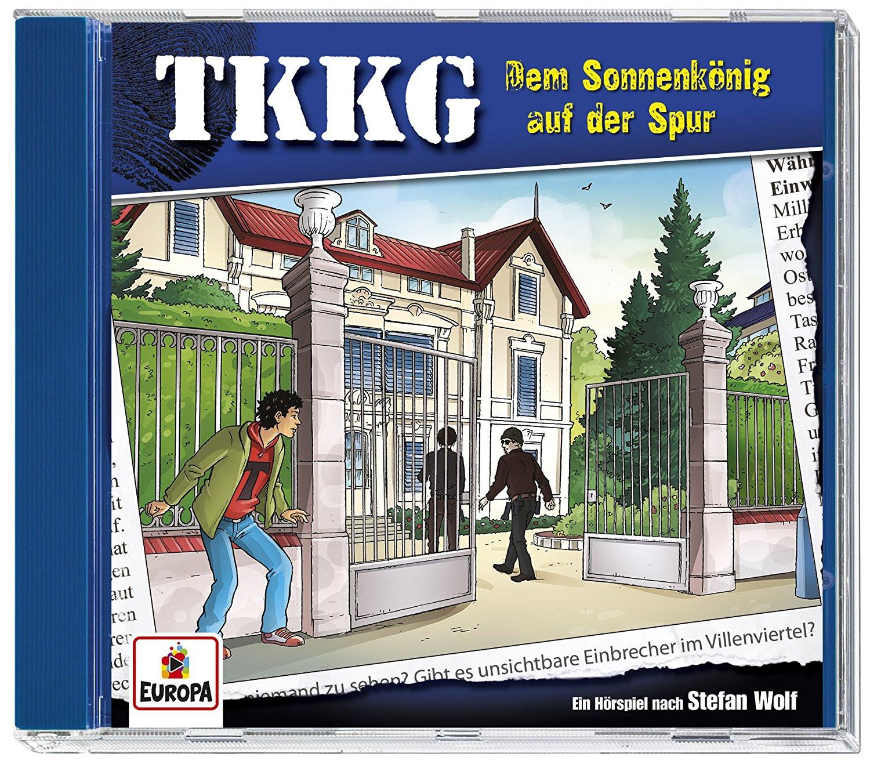 TKKG - Folge 195: Dem Sonnenkönig auf der Spur